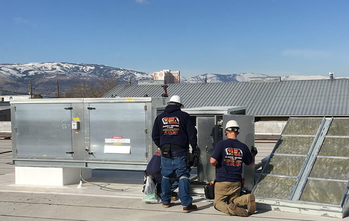 Sparks' HVAC and Plumbing Contractor